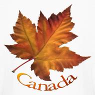 Design ~ Kid's Canada Souvenir T-shirt Classic Canada Maple Leaf Shirt