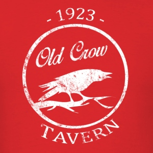 Old Crow Tavern Mens T Shirt - Men's T-Shirt