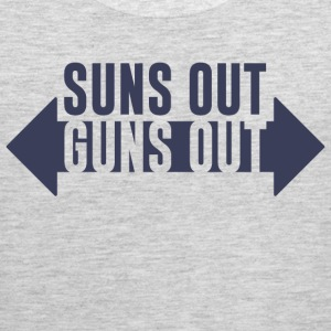 Suns Out Guns Out Fitness Men - Men's Premium Tank
