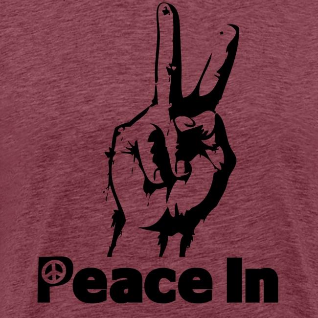 Peace In Tee