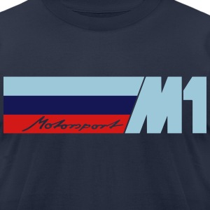 motorsport T-Shirts - Men's T-Shirt by American Apparel