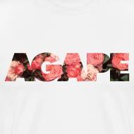 Design ~ AGAPE (Roses) shirt