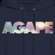 Design ~ AGAPE (Clouds) hoodie