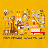 Design ~ Pharamceutical factory for pharmacists