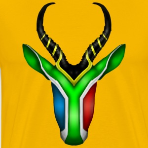 South African Springbok 2 T-Shirts - Men's Premium T-Shirt
