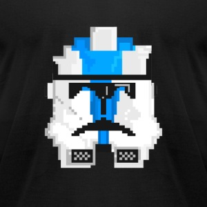 Clone Trooper - Men's T-Shirt by American Apparel