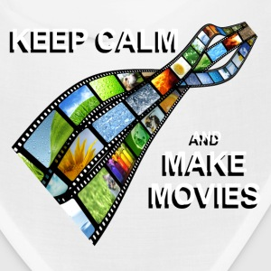 MAKE MOVIES Caps - Bandana
