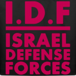 IDF Israel Defense Forces 2 - Eco-Friendly Cotton Tote