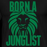 Design ~ Born A Junglist