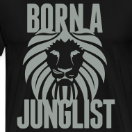 Design ~ Born A Junglist