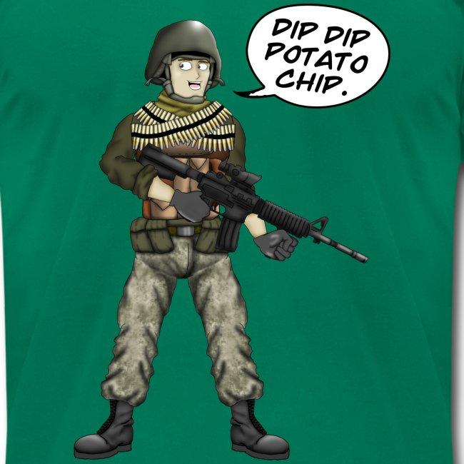 BFFs Noob - Dip Dip Potato Chip