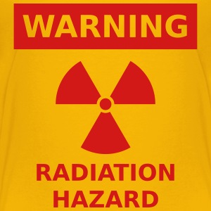 Radiation Hazard  - Kids' Premium T-Shirt