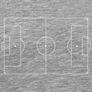 Football Pitch - Men's Premium T-Shirt