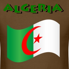 Flag Of Algeria T-Shirts