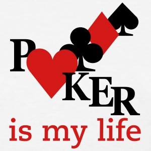 Funny Poker Shirt Poker suits - Women's T-Shirt