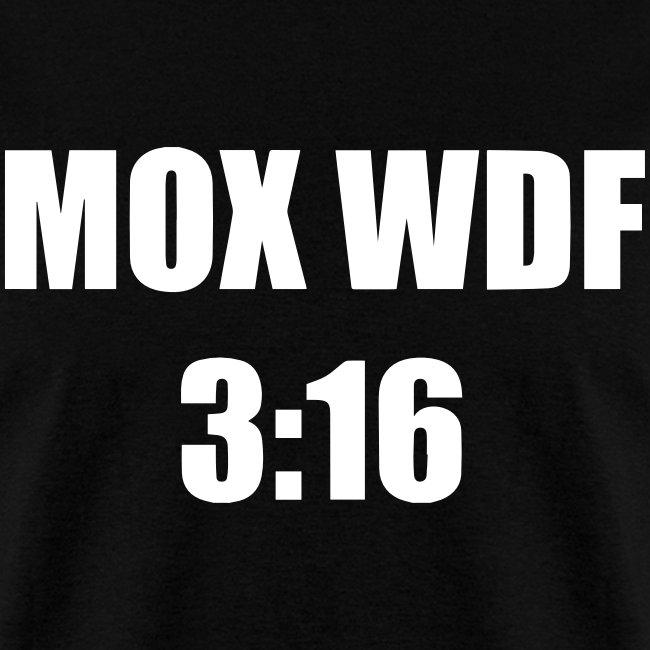 Mox 3:16