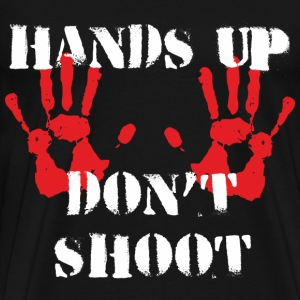 Hands Up 2 T-Shirts - Men's Premium T-Shirt