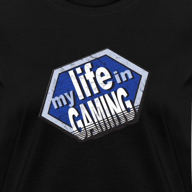 My Life in Gaming Women's T-Shirt (Gildan)