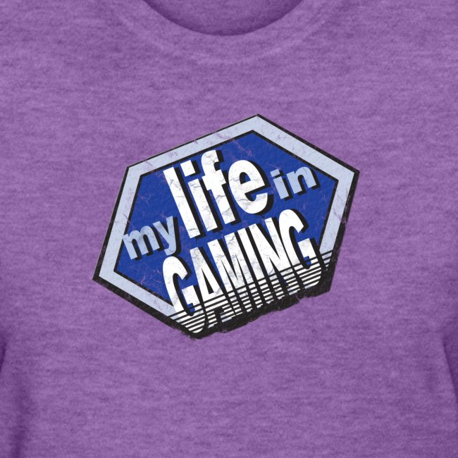 My Life in Gaming Women's T-Shirt (Gildan)