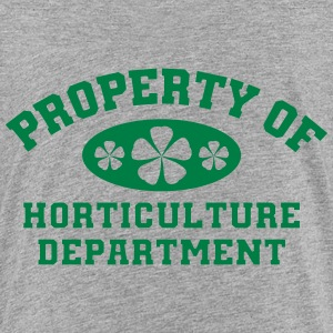 Property Of Horticulture Department - Kids' Premium T-Shirt