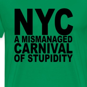 nyc carnival - Men's Premium T-Shirt