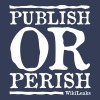 Publish or Perish - WikiLeaks Tanks - Women's Premium Tank Top