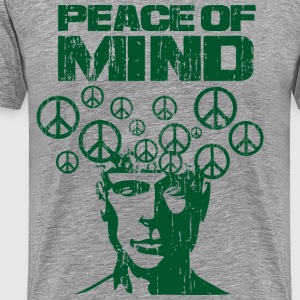 Peace of Mind T-Shirts - Men's Premium T-Shirt