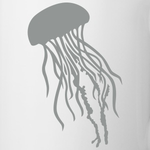 Jellyfish  Bottles & Mugs - Coffee/Tea Mug
