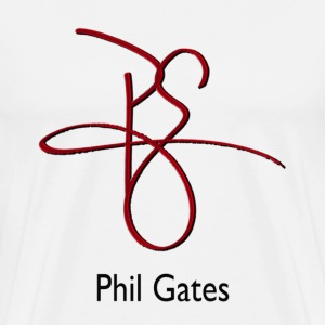 Phil Gates Tee - Men's Premium T-Shirt