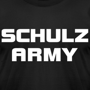 Schulz Army Men'sT-Shirt - Men's T-Shirt by American Apparel