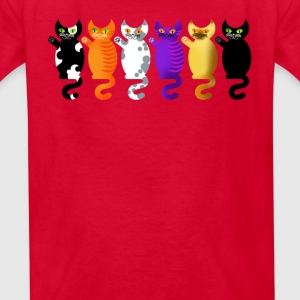 CATS X 6 Kids' Shirts - Kids' T-Shirt