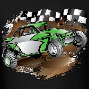 Limited Buggy Green T-Shirts - Men's T-Shirt