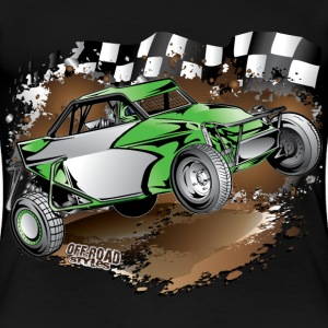 Limited Buggy Green Women's T-Shirts - Women's Premium T-Shirt