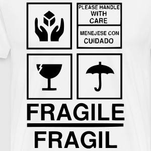 Fragile - Men's Premium T-Shirt