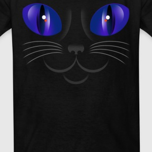 CAT FACE Kids' Shirts - Kids' T-Shirt