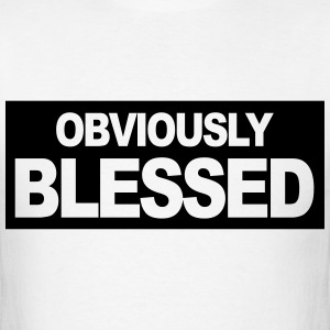 blessed1 T-Shirts - Men's T-Shirt