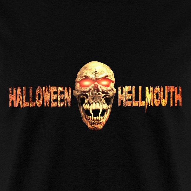 Mens Hellmouth Logo T
