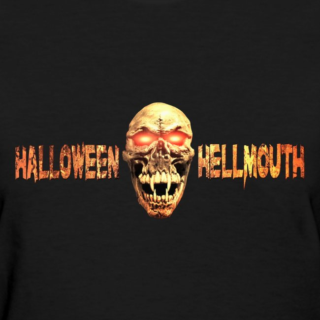 Womens Hellmouth Logo T
