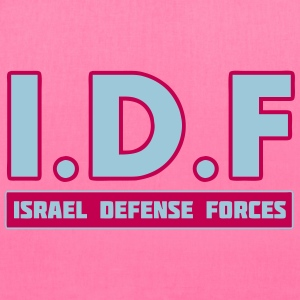 IDF Israel Defense Forces 3 - Tote Bag