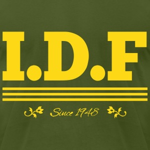 IDF Since 1948 - Men's T-Shirt by American Apparel
