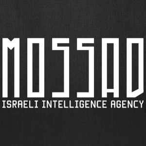 Mossad - Israeli Intelligence Agency - Tote Bag