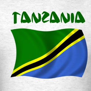 Tanzanian Flag T-Shirts - Men's T-Shirt