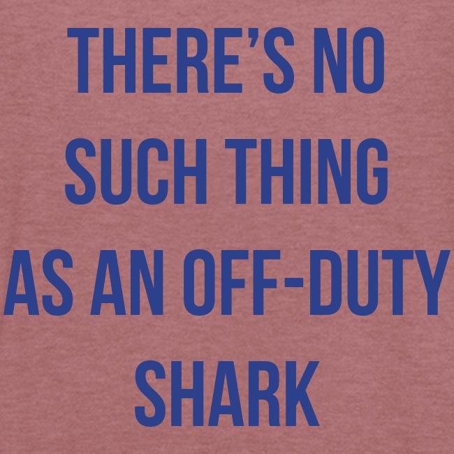 Off-Duty Shark