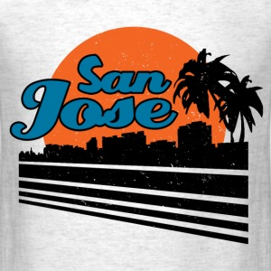 San Jose T-Shirts - Men's T-Shirt