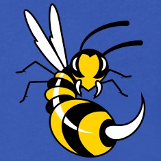 Wasp with giant sting  T-Shirts