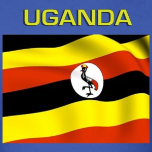 Ugandan Flag T-Shirts - Men's T-Shirt