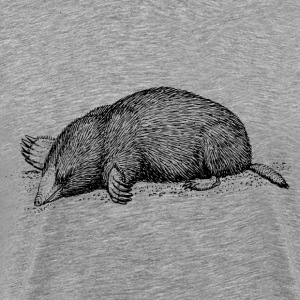 mole - Men's Premium T-Shirt