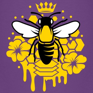 A bee with a crown Baby & Toddler Shirts - Toddler Premium T-Shirt