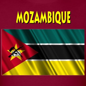 Mozambican Flag T-Shirts - Men's T-Shirt