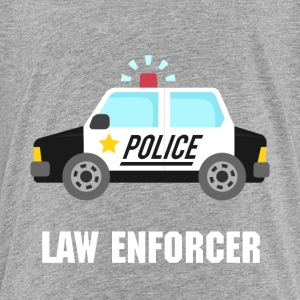 police car classic Baby & Toddler Shirts - Toddler Premium T-Shirt